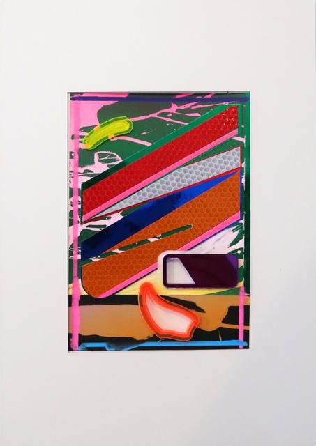 , 'Police Papers 11,' 2018, Annka Kultys Gallery
