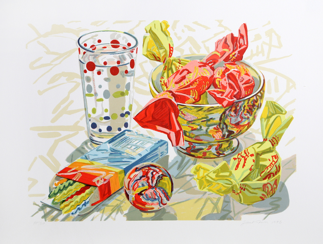 Janet Fish, 'Candy', 1996, RoGallery