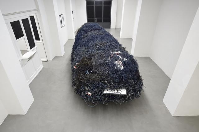 , 'Corpo celeste (meteorite),' 2008, Galleria Poggiali