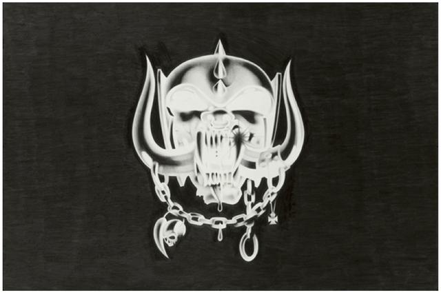 , 'Motorhead (X-Ray),' 2002, André Viana