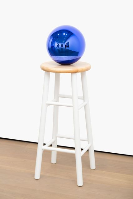 , 'Gazing Ball (Stool),' 2013-2016, Almine Rech