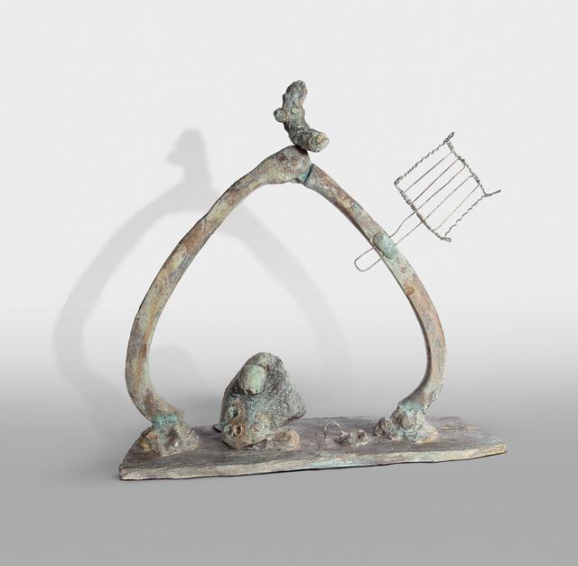 , 'Oiseau sur une branche,' 1981, Galerie Boisseree
