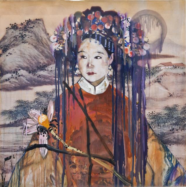 , 'Lady Lotus,' 2016, Turner Carroll Gallery