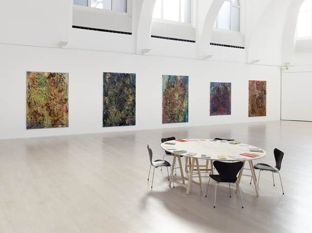 Dominik Sittig, 'Installationview | Dominik Sittig | kestnergesellschaft | Hanover 2015| Photo: Simon Vogel', kestnergesellschaft