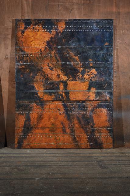 , 'Cosmos 68-07, Set of 4 panels, from Tour Aquitaine, La Defense (Hauts-de-Seine),' 1967, Magen H Gallery