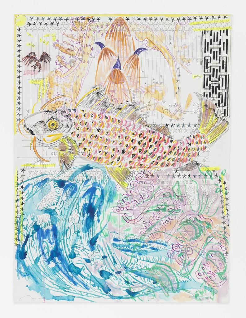 Nancy Graves, 'In Memory of My Feelings,' 1988, Mitchell-Innes & Nash