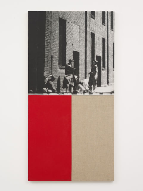 , 'Poverty (Cinematic Cut),' 1986, Galerie Greta Meert