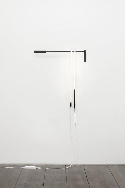 , 'Mantra von der Stange #1,' 2018, Galerie EIGEN + ART