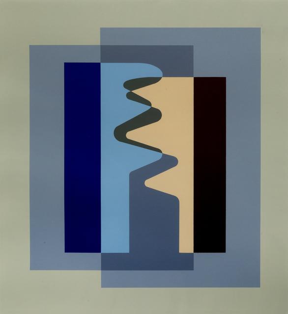 Kathleen Hyndman, 'Two Trees', Zuleika Gallery
