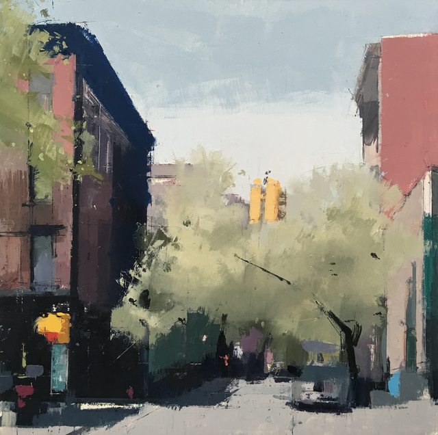 , 'Spring Green,' 2016, Kathryn Markel Fine Arts