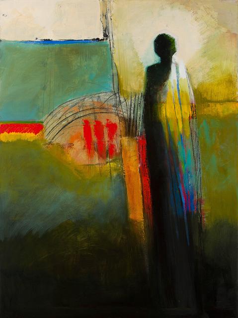Kathy Jones, 'My Sword and Shield', 2019, Sue Greenwood Fine Art