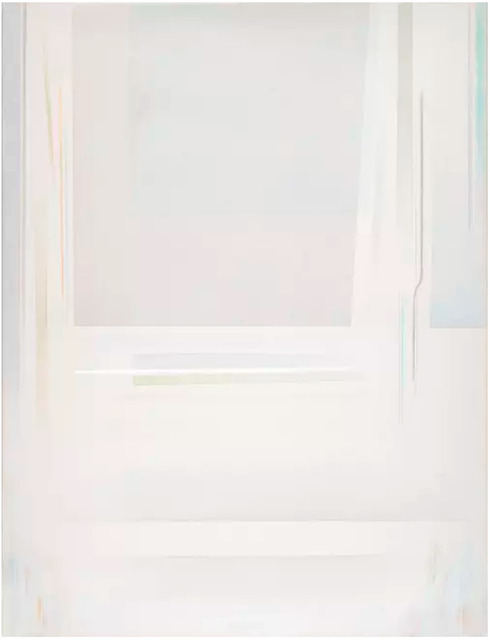 , 'Grande grigio e celeste,' 2009, rosenfeld porcini