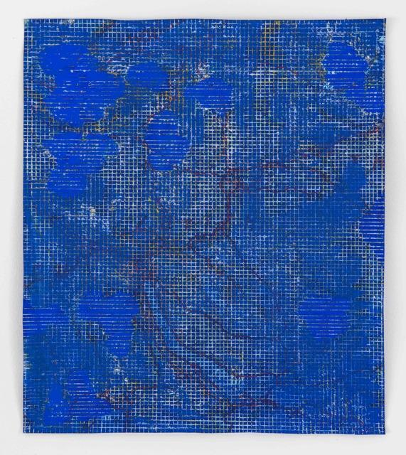 , 'Avalanche,' 2017, Davidson