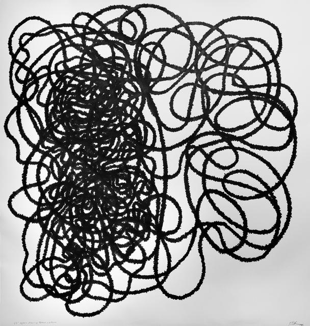 , 'Square, Black on White,' 2014, Cross Mackenzie Gallery