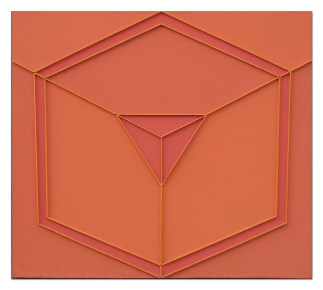 Peter Stroud, 'Orange Circumvent II', 1964, Museo de Arte Contemporáneo de Buenos Aires