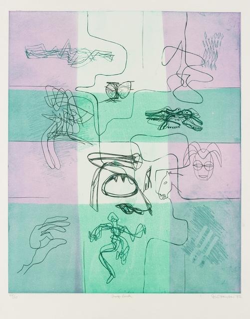 Stanley William Hayter, 'Scrap Book (Black and Moorehead 421)', 1981, Forum Auctions