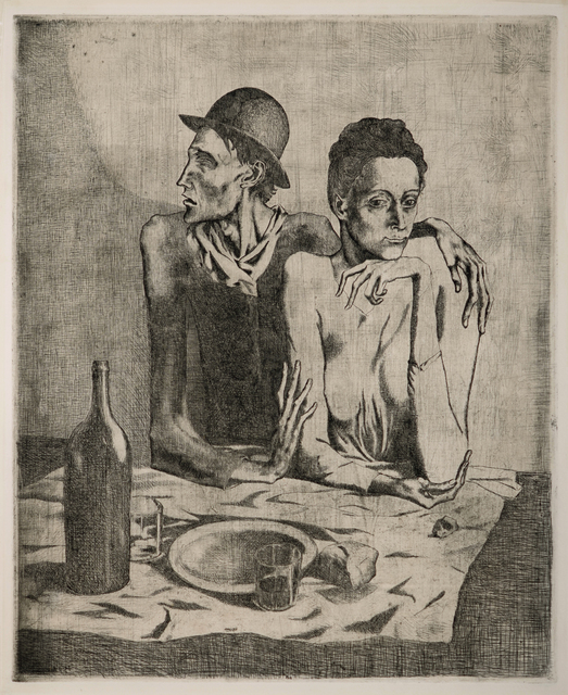 , 'Le Repas Frugal,' 1904, David Tunick, Inc.