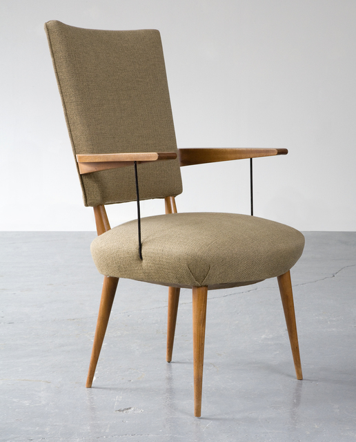 , 'Arm chair,' ca. 1947, R & Company