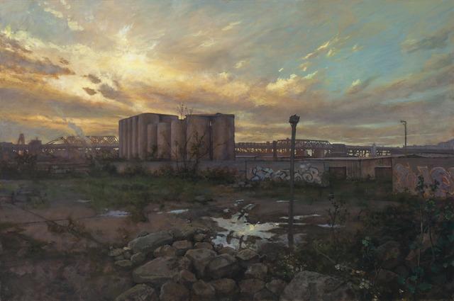 , 'Abandoned Factory,' , George Billis Gallery