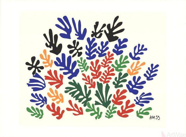 Henri Matisse, 'Spray of Leaves', 2010, ArtWise