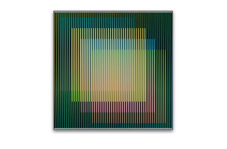 , 'Physichromie n°2570,' 2015, Galerie Denise René