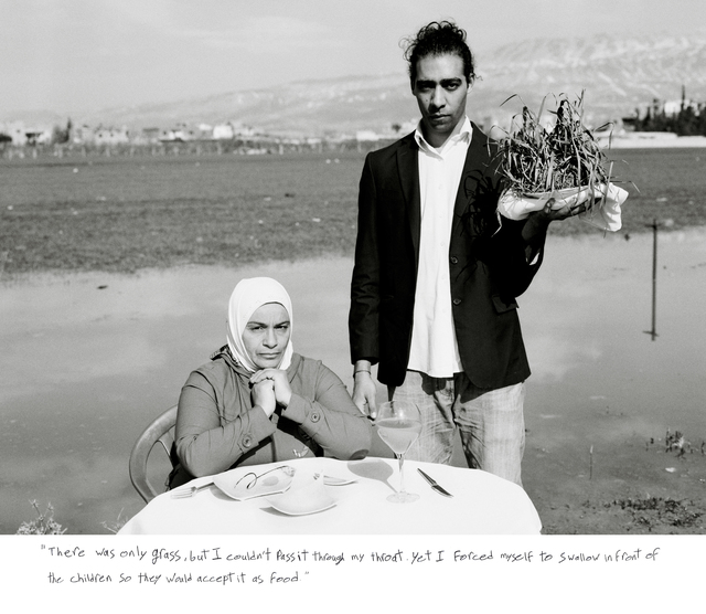, 'Live, Love, Refugee,' 2015, Catherine Edelman Gallery