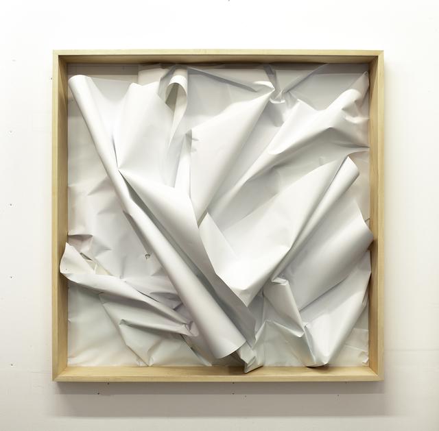 , 'Paper, III,' 2016, Luis De Jesus Los Angeles