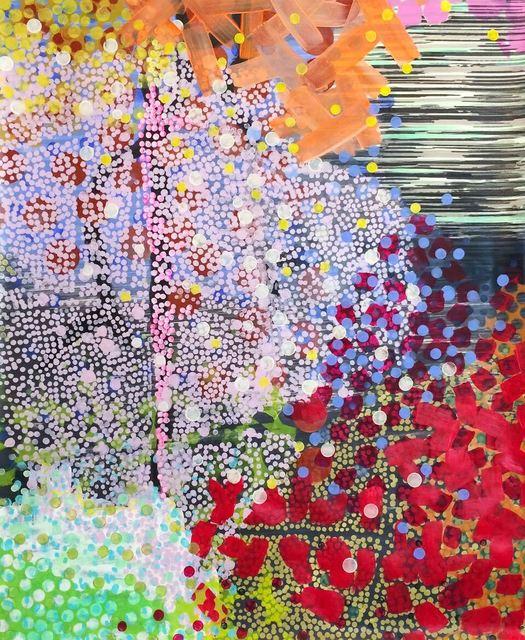 Dorothy Alig, 'Gil's Border', 2016, Vivid Art Gallery