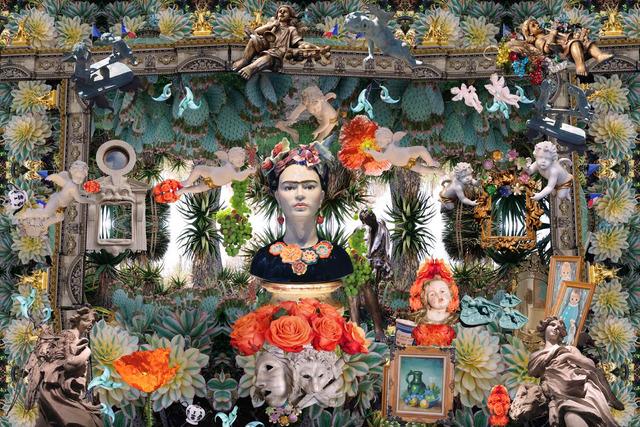 Gwen Adler, 'Porcelain Frida2', 2018, FREMIN GALLERY