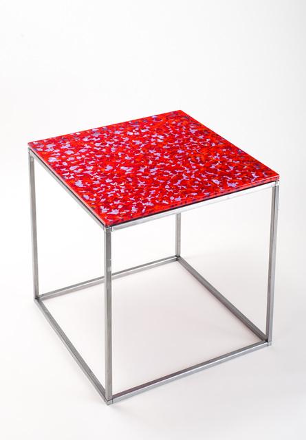 , 'Modjuloco (red-neo),' 2013, Studio Orfeo Quagliata