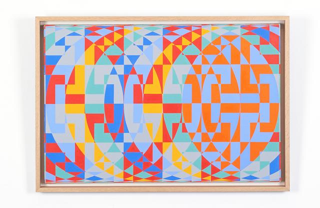 , 'Circular of Arc,' 1969, H.ARTS COLLECTIVE