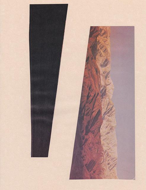 Jordan Sullivan, 'Landscape 159', 2012-2017, Drawing, Collage or other Work on Paper, Collage on Paper, Uprise Art