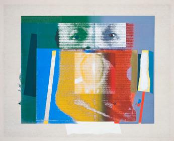 , 'Ritratto innominabile,' 1974, Galleria del Cembalo