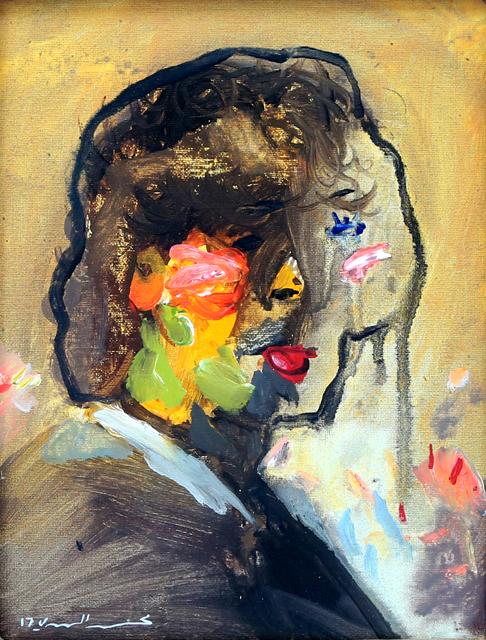 , 'Rembrandt Smiled,' 2017, Albareh Art Gallery