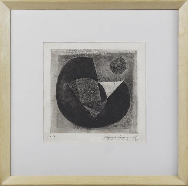 Sérvulo Esmeraldo, 'Untitled', 1957, LAART