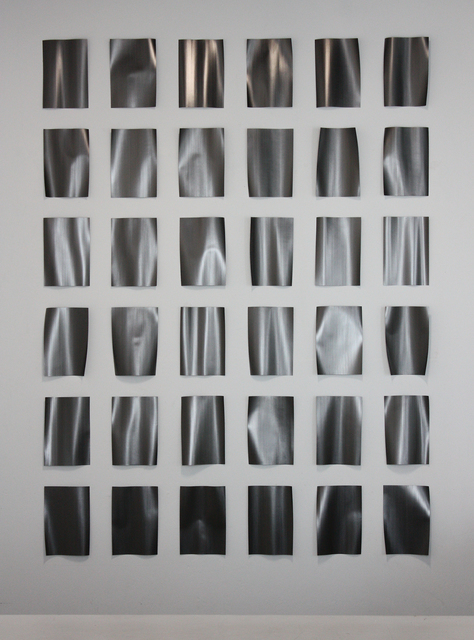 , 'déformations,' 2011, DAS ESSZIMMER