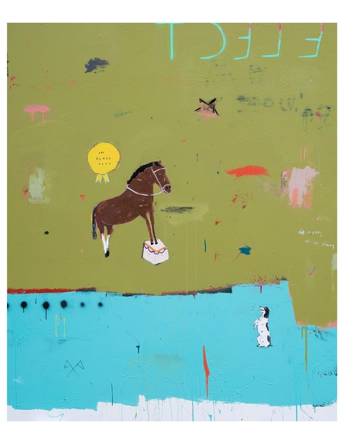 , 'Ribbon Winners ,' 2018, Bruce Lurie Gallery