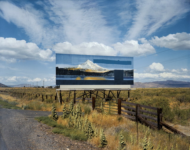 , 'U.S. 97, South of Klamath Falls, Oregon, July 21, 1973,' 1973, Milwaukee Art Museum