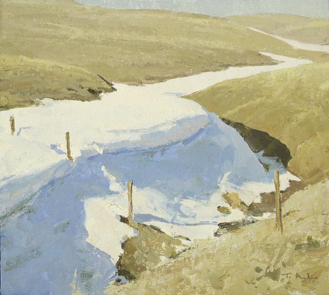, 'January's Deposit ,' , Jonathan Cooper