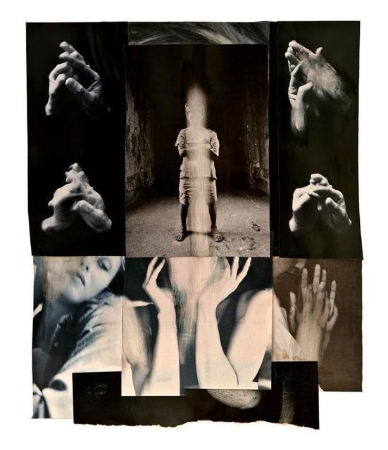 , 'Sign Language,' 2018, Elan Fine Art
