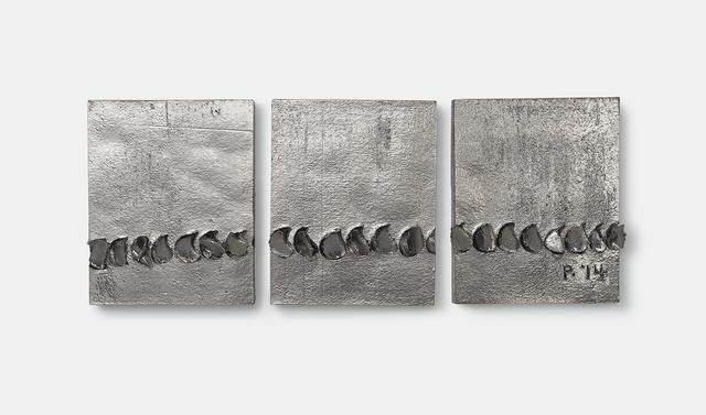 , 'Triptychon (Ohne Titel),' 2014, Sperone Westwater
