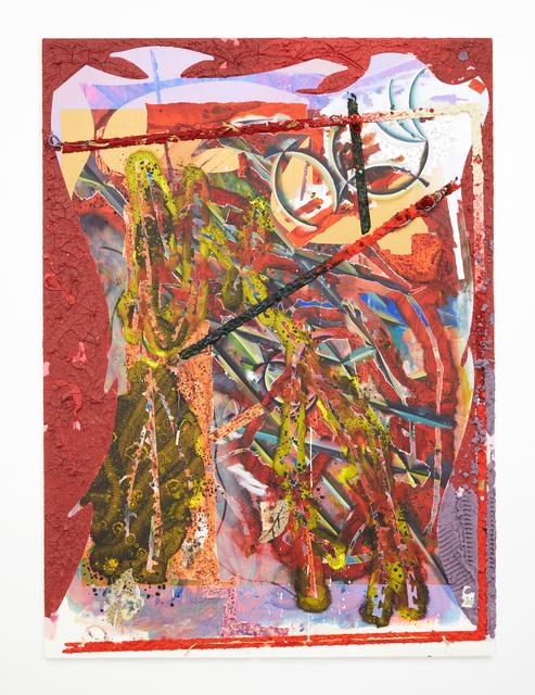 , 'A Dreamer's Eyelash,' 2016, Johannes Vogt Gallery
