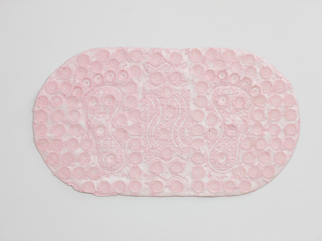 , 'Pure Color Bubble Massage Wrap,' 2018, Taubert Contemporary