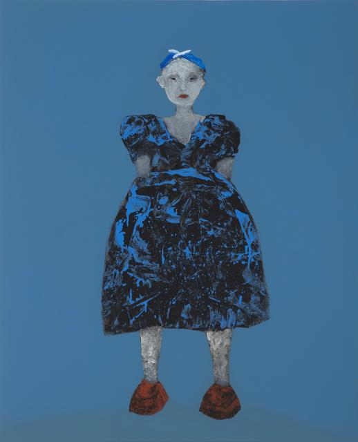 Marianne Kolb, 'Zayda', 2019, Patricia Rovzar Gallery