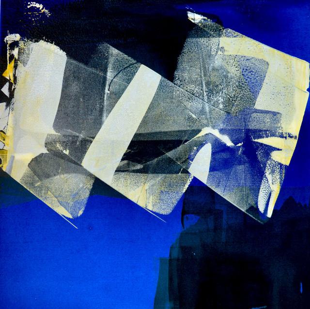 , 'Lowick Blue Series (unmarked),' 1994, Waterhouse & Dodd
