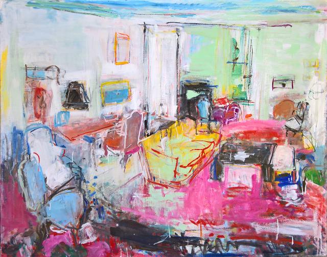 , 'The drawing room V,' 2017, Bernard Chauchet Contemporary Art