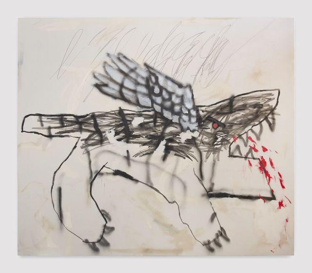 , 'Flying Tiger Shark,' 2019, Night Gallery