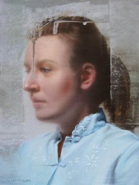 , 'Blue Collar,' 2018, Vanessa Rothe Fine Art