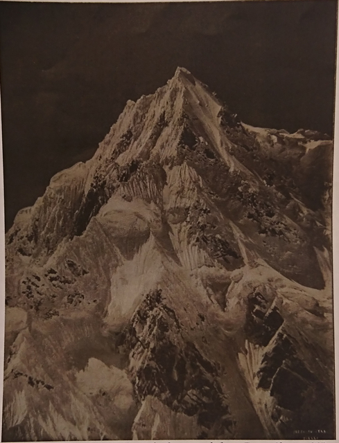 Vittorio Sella, 'HS 55, Siniolchun, 22570 feet telephotograph from Zemu Glacier', Atlas Gallery