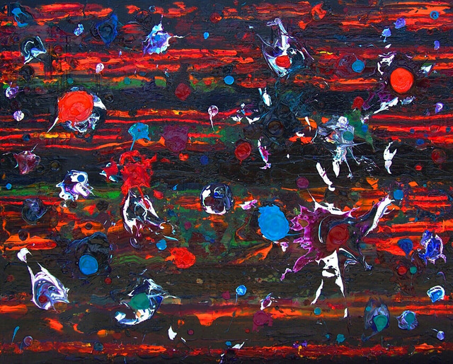 Richard Heinsohn, 'Thought Noise Garden', 2007, Bill Lowe Gallery